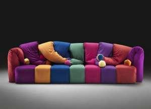 带给你快乐的沙发来自小丑帽的创意当阳